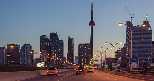 Metro Toronto Convention Centre on