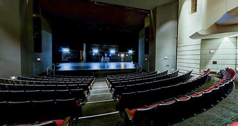 Theatre Hall At The Metro Toronto Convention Centre Mtcc